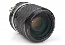 Nikon 43-86mm f/3.5 Ai Nikkor standard zoom lens 974863