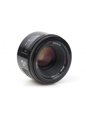 Minolta 50 f/1.7 AF Standard prime lens Works with Sony A 1433103