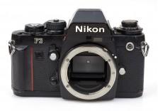 Nikon F3 35mm film SLR professional camera body 1814206