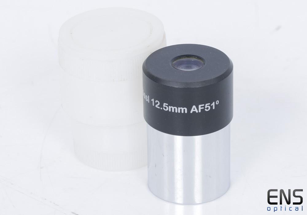 "1.25"" 12.5mm Plossl Eyepiece With Bolt Case"