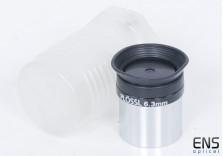 """Skywatcher 6.3mm Plossl Eyepiece 1.25"""" With Bolt Case"""