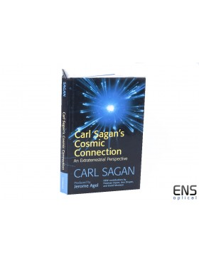 Carl Sagan's Cosmic Connection Hardback Book