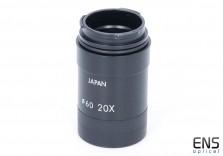 Kowa 20x Eyepiece for 60mm Spotting Scopes Japan