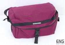Miranda Camera & Accessory Shoulder Bag 290x140x160mm
