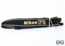 Nikon F6 AN-19 Neck Strap