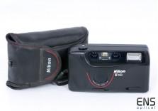 Nikon AF200 Compact 35mm Film Camera with 34mm f/4.5 Lens 5470844
