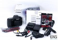 Canon 60DA Astronomy DSLR Camera 12v Power Supply - Only 454 shots!