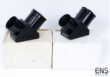 """Televue 2"""" Everbright Diagonal with Compression Ring Boxed - 1.25"""" Adapter"""