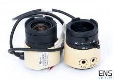 "ENEO 3.5-8mm f1.4 CCTV Zoom Lens  1/3"" CS Mount"