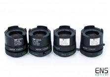 "ENEO 4mm f1.2 CCTV Lens  1/3"" CS Mount with Iris Control"