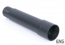 9x50 Black Finder Scope - movable eyepiece focusing Nice quality