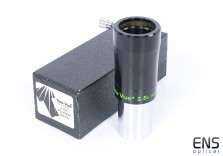 "Televue 2.5x Powermate Lens 1.25"" - Boxed Superb Condition"