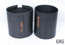 """Celestron Lens Shade Dew Shield for 6"""" to 8"""" SCT's (2)"""