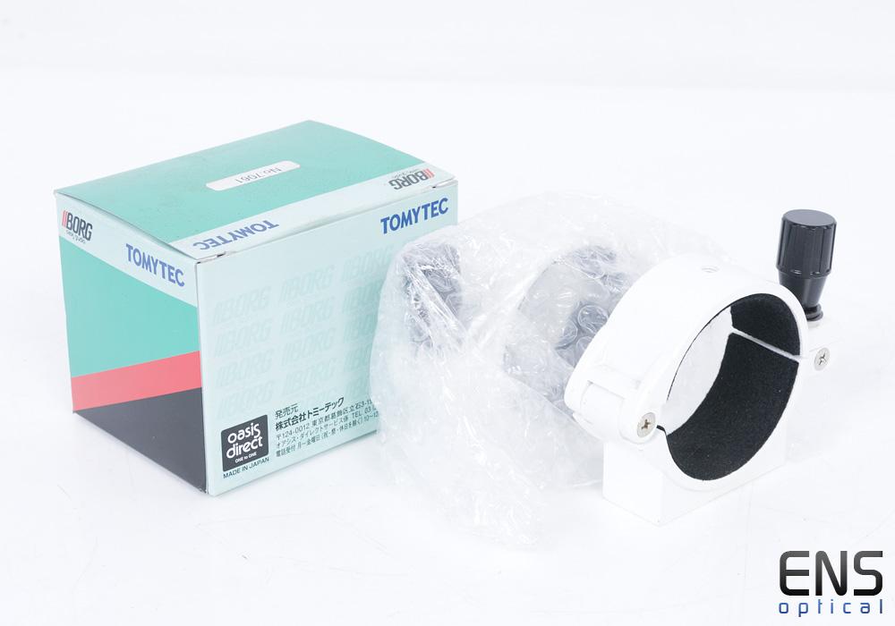 Borg #7060 60mm Tube Rings White