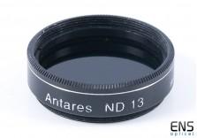 "Antares ND13 1.25"" Filter"