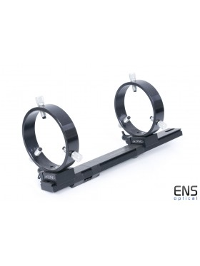 """ADM Guide Rings and Mini rail for Celestron 8"""" SCT CPC800"""