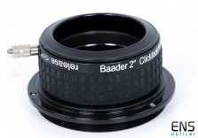 """Baader 2"""" Clicklock 2.7"""" for Astro Physics & Tec 2956227  & 2.7"""" to M75 Adapter"""