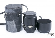 Pentax 135mm F2.5 Super Takumar M42 Lens & Case
