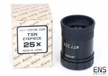 Kowa 25x Eyepiece Japan - for TSN-2 Etc Spotting Scopes