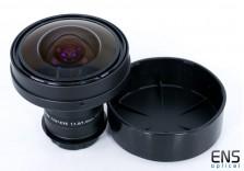 Fujinon 1.4mm f/1.8 Fisheye lens CS Mount DF1.4HB-L1 - Ideal for All Sky Camera