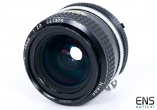 Nikon 28mm f/2.8 Ai  Wide angle prime lens  561379