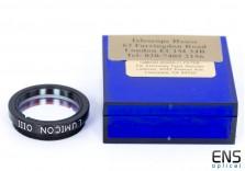 "Lumicon 1.25"" OIII Nebular & Contrast Visual Filter"
