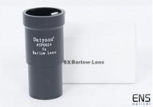 "Datyson 5x 1.25"" Barlow Lens"