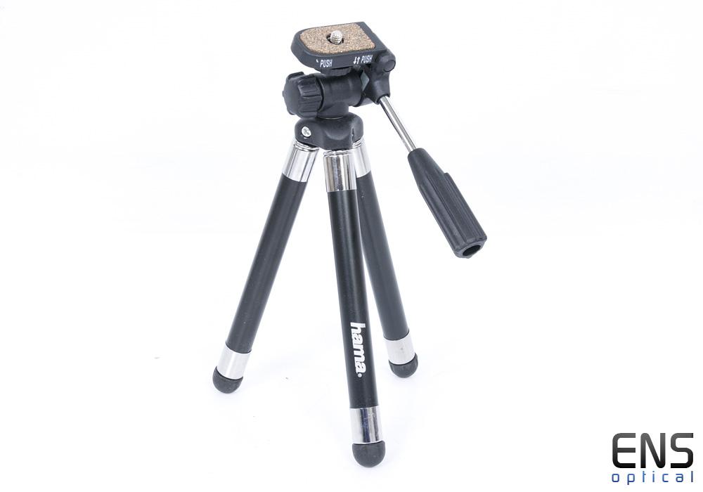 Hama Traveller Compact Mini Camera Tripod With 3D Tilt Head