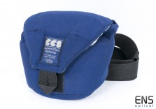 Camera Care Systems Padded Camera/Lens Pouch - Blue