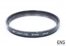 Doi 52mm Skylight (1A) Filter