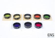 """Meade 1.25"""" 7 Piece Colour Filter Set"""