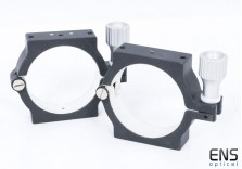 William Optics 70mm CNC Tube Rings