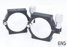 William Optics 70mm CNC Tube Rings