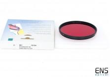 B+W 86mm F-Pro 091 Red Dark 630 MRC Circular Filter