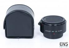 Jessop 2x Teleconverter MC N/AFd AF for Nikon Auto Focus lenses