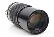 Nikon 200mm f/4 Ai-S Nikkor Telephoto prime lens **READ** 923735 (egd)