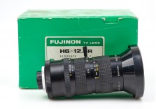 Fujinon 12.5-75mm f/1.2 H6x12.5R TV Lens Boxed 954302 (egd)