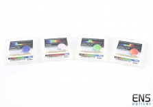 Baader 50.4mm LRGB Round Unmounted Colour CCD Imaging Filter Set - New Sealed