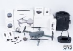 DJI Mavic Pro Fly More Combo 4K 12MP Camera Drone great condition