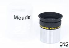 """Meade 6.4mm 1.25"""" 4000 Series Super Plossl Eyepiece Bolt Case  Japan 1.25"""""""