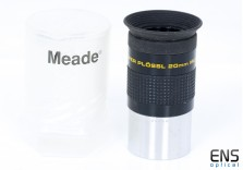 "Meade 20mm 1.25"" 4000 Series Super Plossl Eyepiece Japan"