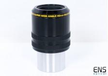 "Meade 40mm SWA 2"" Super Wide Angle Eyepiece - Vintage Japan Smooth"