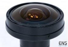 Fujinon 1.8mm f/1.8 Fisheye lens CS Mount HF1.8HB-L1 - Ideal for All Sky Camera