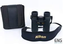Nikon Monarch 7 8x30 ED Binoculars -  Superb Condition