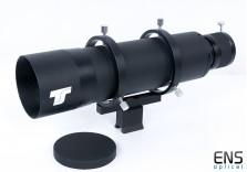 TS Teleskop Service 80mm Finder/Guide Scope & Bracket & Helical Focuser