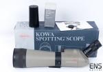 Kowa TSN-821 82mm Angled  Spotting Scope & TSE-Z7 20-60X Zoom Eyepiece