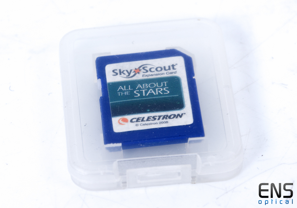 Celestron SkyScout Expansion Card -  All About The Stars