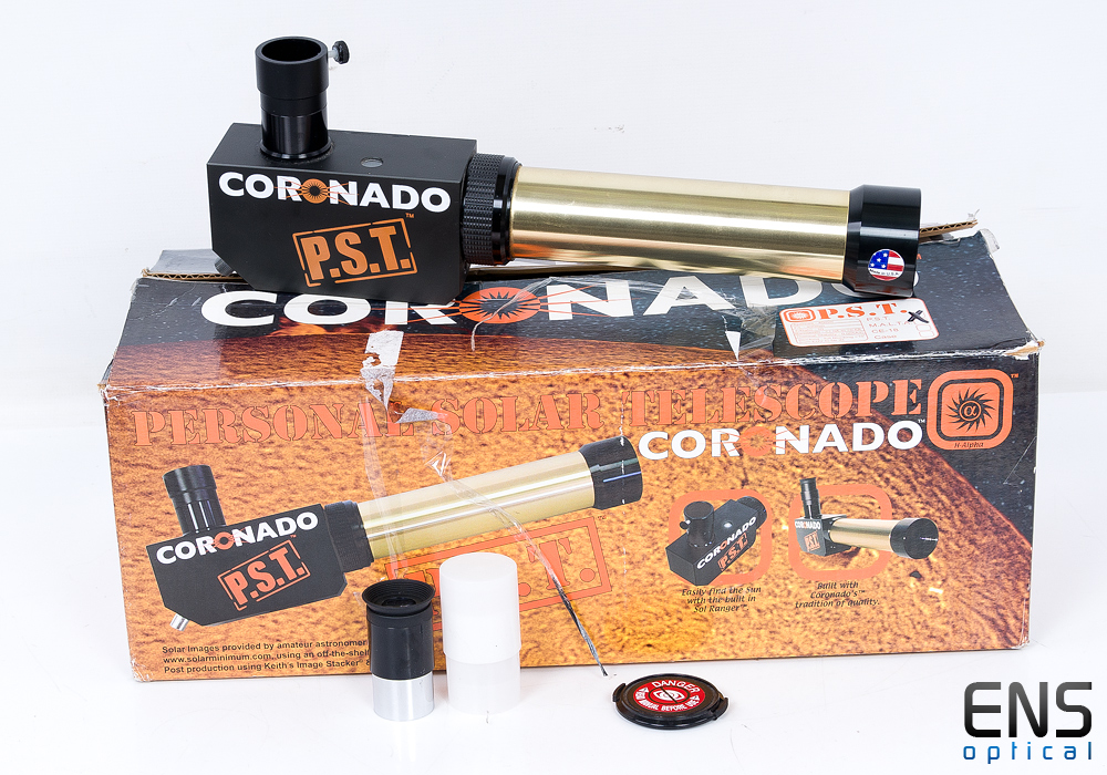 Coronado PST HA Hydrogen Alpha Solar Telescope