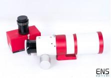 William Optics ZenithStar Zs71 ED Refractor R&P Focuser - Reducer Flattener