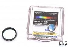 "Baader 1.25"" HB Hydrogen Beta 8.5nm Narrowband CCD Imaging Filter"